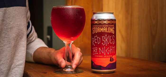 stormalong red skies at night