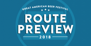 GABF Route Preview 2018