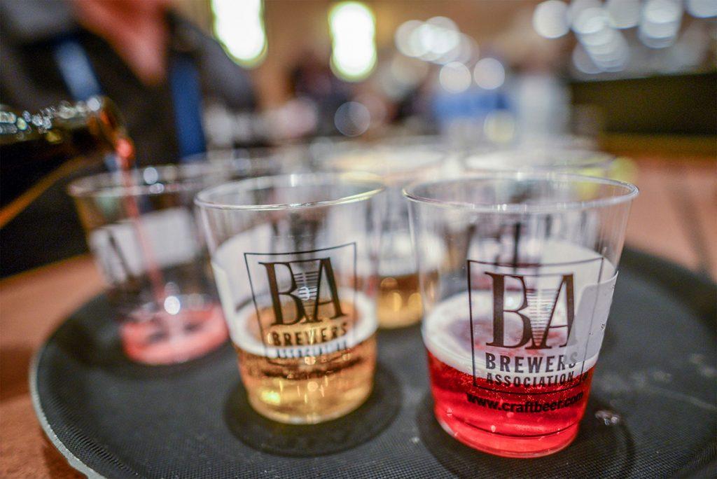 GABF Beer Judging Glasses
