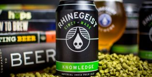 Rhinegeist Brewing   Knowledge Imperial IPA