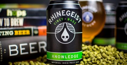 Rhinegeist Brewing | Knowledge Imperial IPA