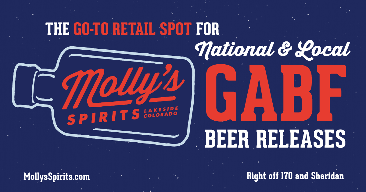 ae89db49c97d0 Be sure to visit Molly s Spirits for your GABF week special bottle and can  releases.