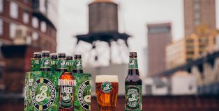 Brooklyn Brewery Brooklyn Lager Launch