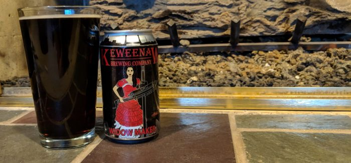 Keweenaw Brewing Company | Widow Maker