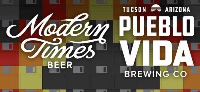 Modern Times Beer & Pueblo Vida Brewing Company | Arcosanti Fresh Hop IPA