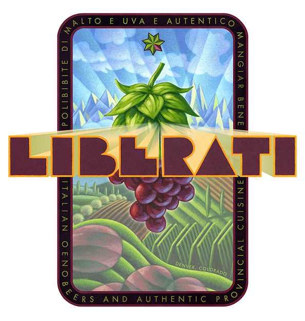 Liberati Osteria & Oenobeers Logo