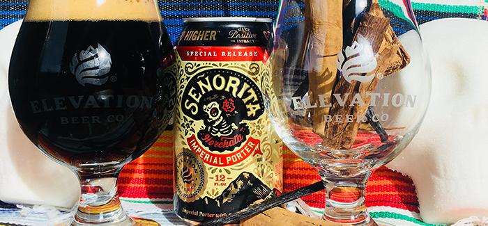 Elevation Beer Co. Celebrates Dia de los Muertos, 2018 Señorita Release