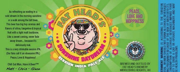 Fat Head's Brewery | Sunshine Daydream