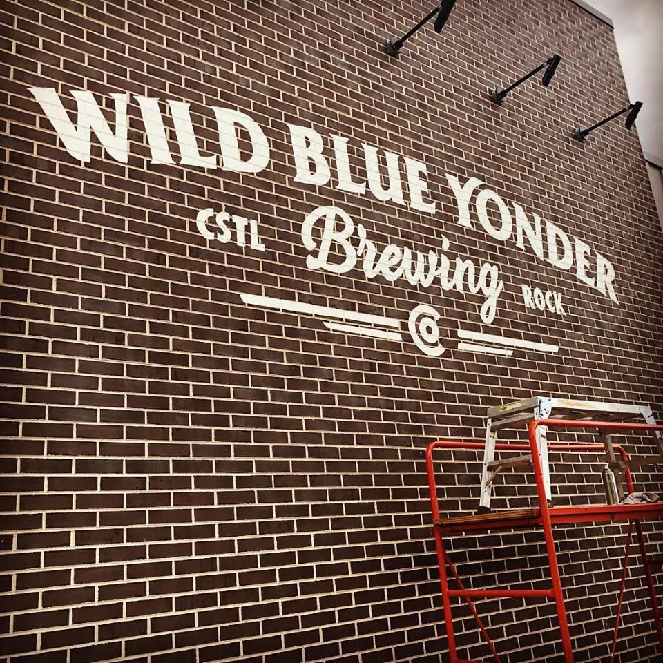 Wild Blue Yonder Brewing logo