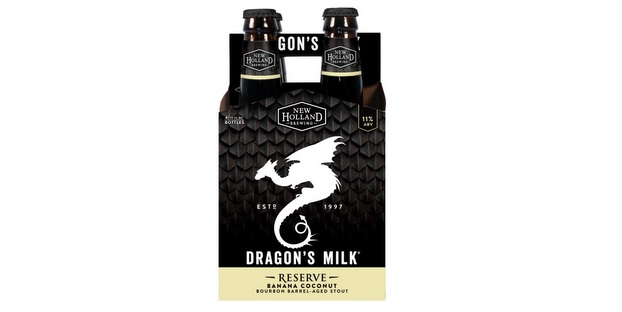 New Holland Brewing | 2018 Dragon's Milk Reserve