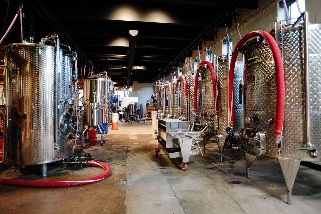 Liberati Italian Brewery Denver