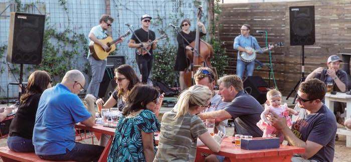 Grassy Thursdays at St. Elmo Brewing Company