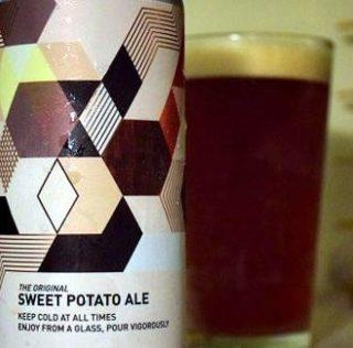 Vault Brewing Company | Sweet Potato Ale