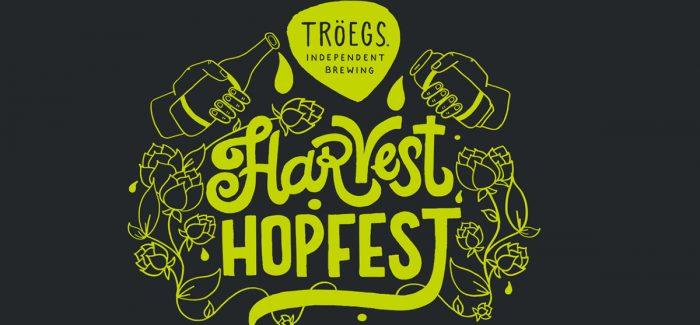 Event Preview | Tröegs Harvest Hopfest & HopDash 5K