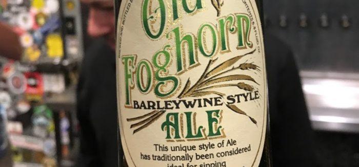 Anchor Brewing | Old Foghorn Barleywine