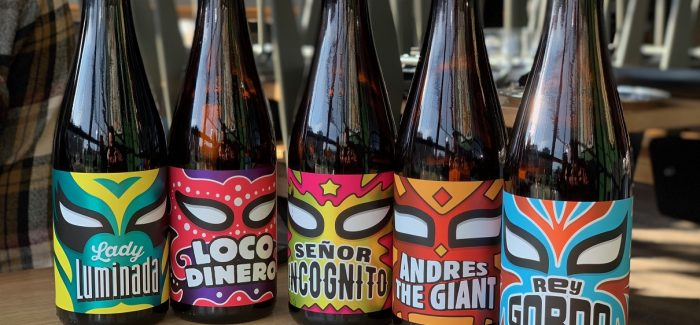 Fast Facts on Cruz Blanca's 2018 Luchadores Club Bottle Release