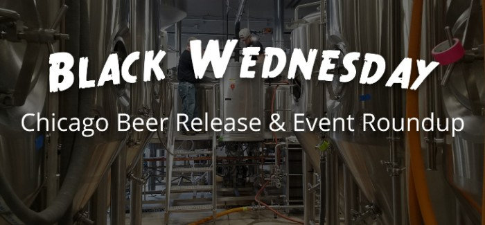 Events Roundup | Black Wednesday in Chicago