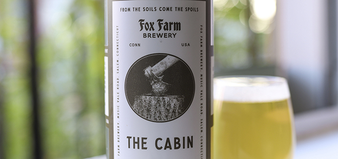 Fox Farm Brewery | The Cabin Smoked Helles Lager