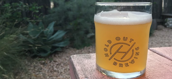 Hold Out Brewing | Amarillo Thumb Puncher Pale Ale
