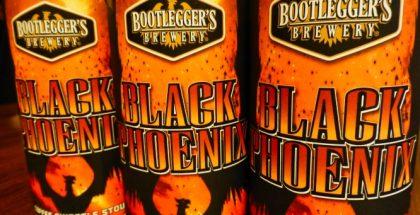 Bootleggers Brewery Black Phoenix