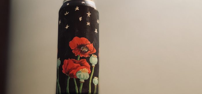 Foreign Objects Beer Co.   Mystic Flowers of Perpetual Slumber