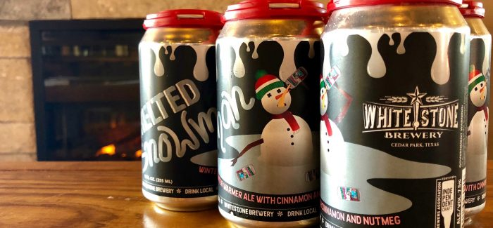Whitestone Brewery | Melted Snowman