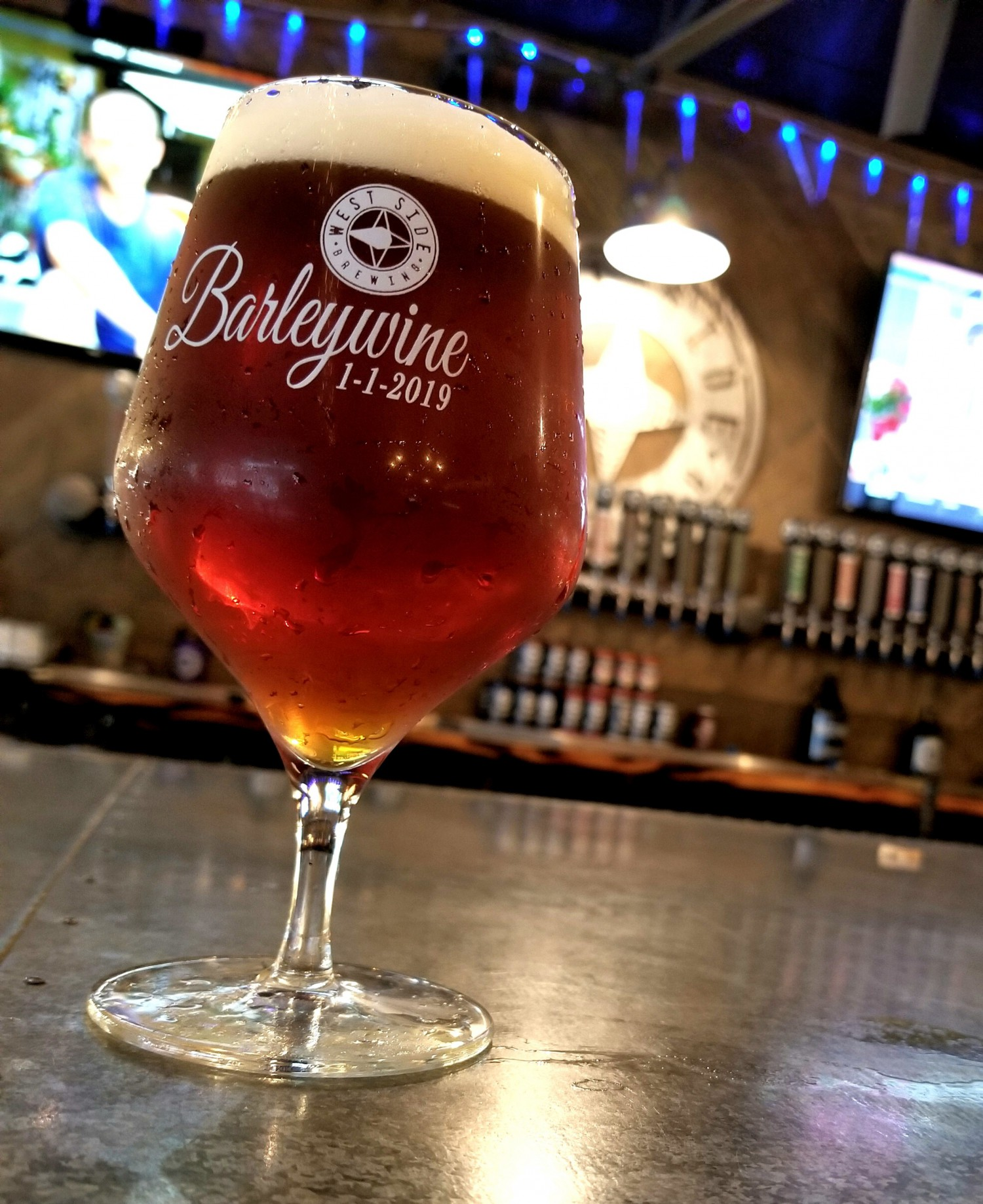 West Side Brewing Barleywine
