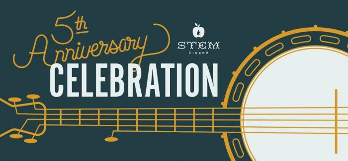 Stem Ciders Celebrates 5 Years with $5 Ciders, Release & RiNo Party