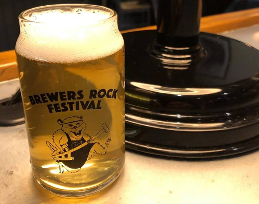 2019 Brewers Rock Festival near Chicago at Wire
