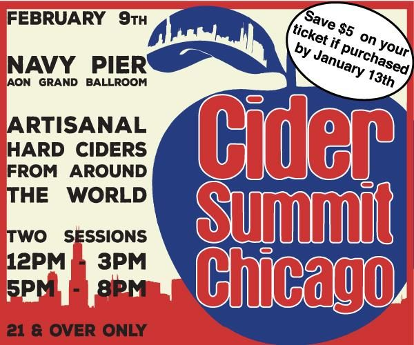 Everything You Need to Know About the 2019 Cider Summit Chicago