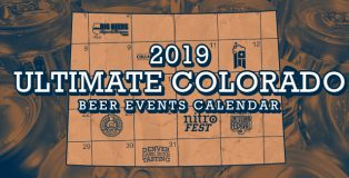Ultimate Colorado Beer Festival Calendar
