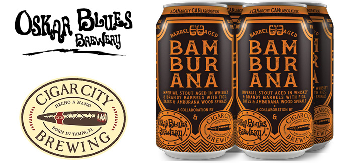 Oskar Blues and Cigar City Announce First CANarchy Collab