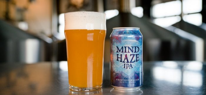 Firestone Walker Expands its National IPA Profile with Release of New Mind Haze IPA