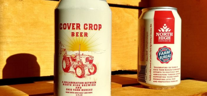 North High Brewing | Cover Crop Beer