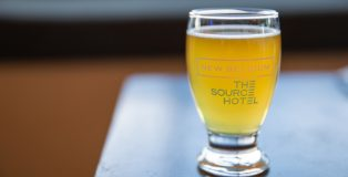 The Source Hotel Beer