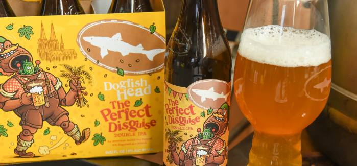 Dogfish Head Reveals New Off-Centered Art Series Beer   The Perfect Disguise