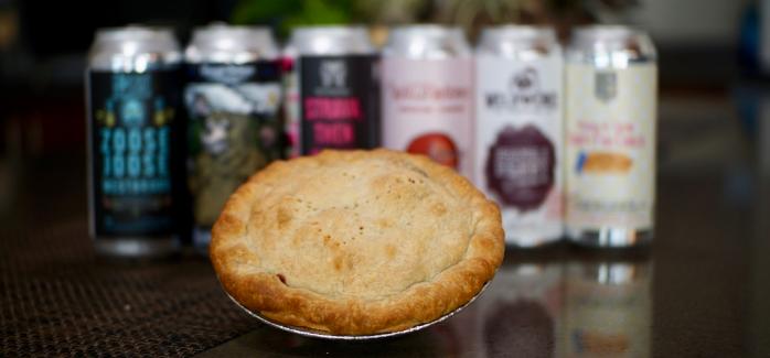 Ultimate 6er | National Pie Day Beer + Pie Pairings