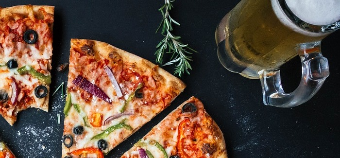 Celebrating National Pizza Day with Michigan's Best Craft Beer & Pizza