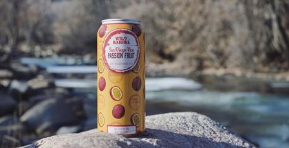 Wild Barrel San Diego Vice Passion Fruit (Photo courtesy of Wild Barrel Brewing)