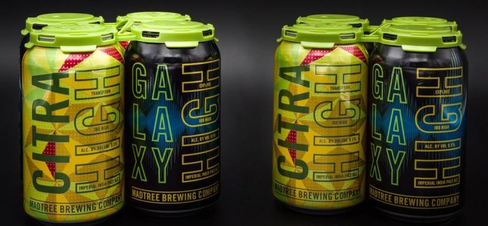 MadTree Brewing | Citra & Galaxy High DIPA