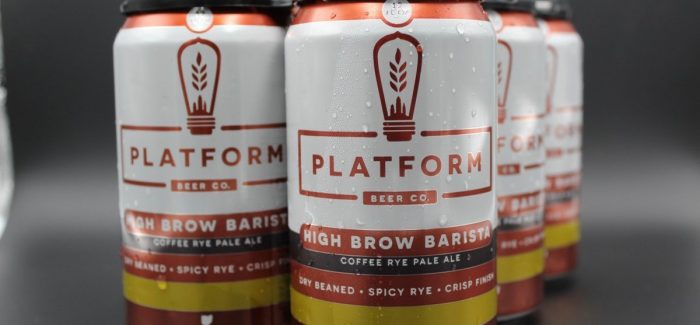 Platform Beer Co. | High Brow Barista