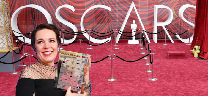 2019 Oscars | Red Carpet BINGO