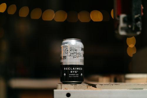 Reclaimed Rye Oscar Beer Pairing