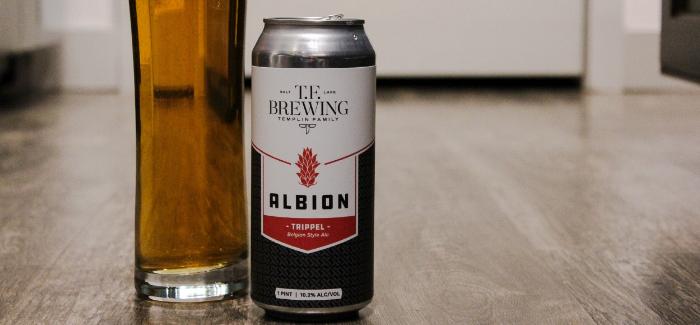 T.F. Brewing | Albion Belgian Trippel