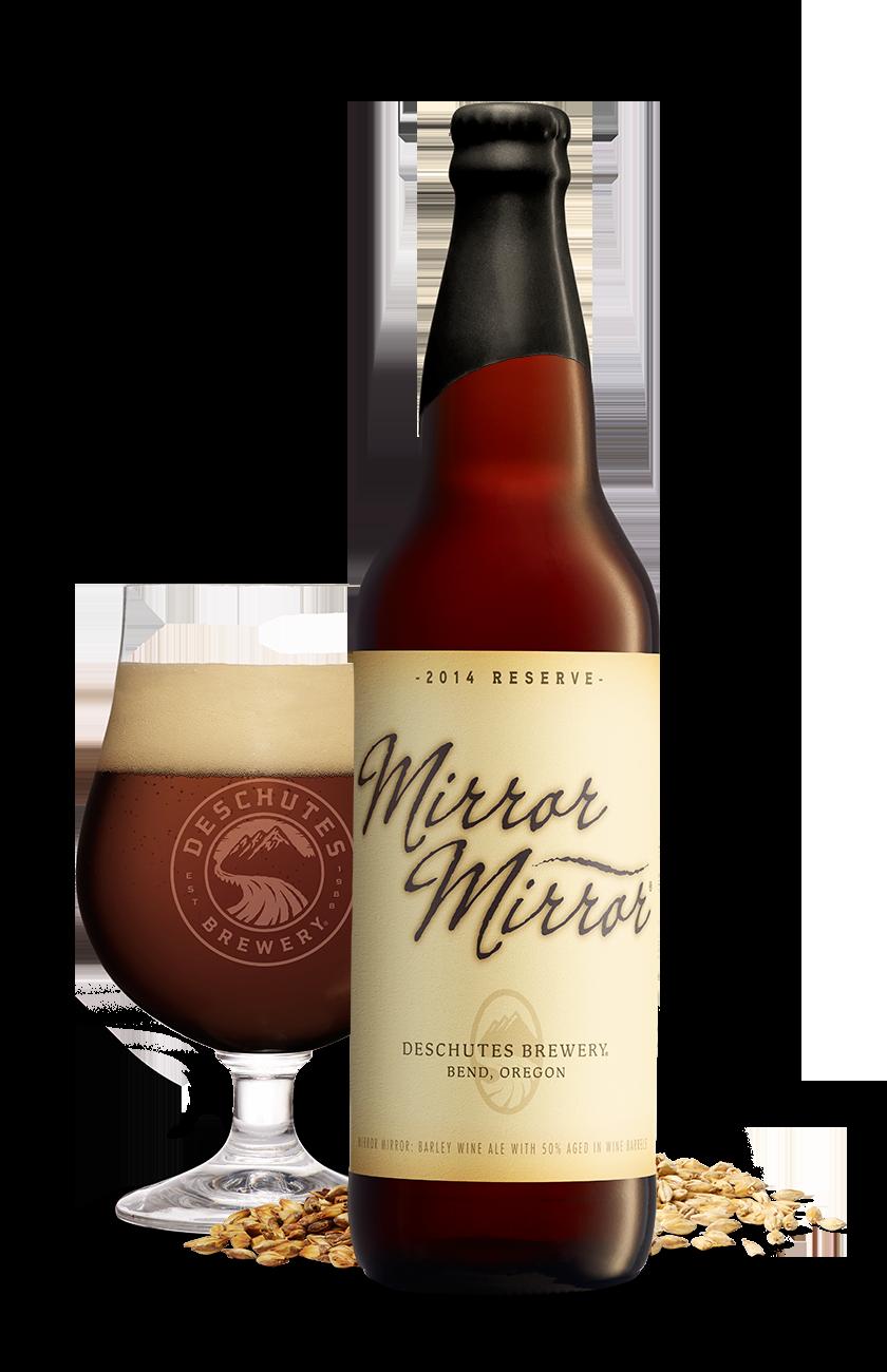 Mirror Mirror Deschutes Brewery