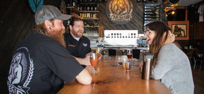 How An Instagram Post Led Minnesota's Aegir Brewing Co. to Iceland for Their First Collaboration