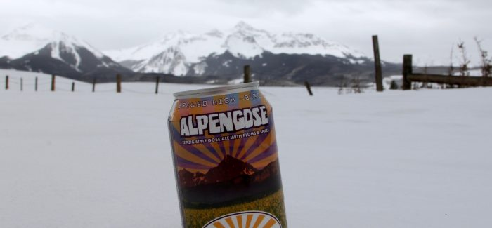Telluride Brewing Co. | AlpenGOSE