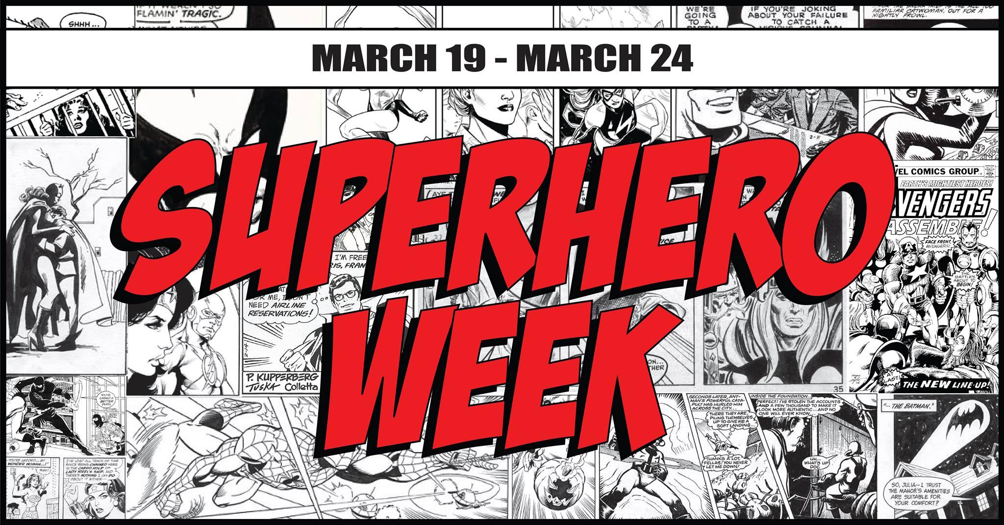 Empirical Brewing Superhero Week