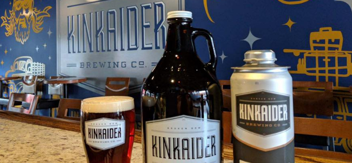 Kinkaider Brewing Co. | Dirty Culprit Chai Stout