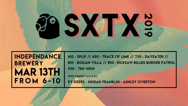 sxtw march 13